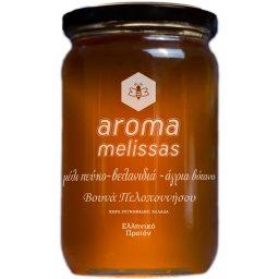 Μέλι Πεύκο Βελανιδιά Άγρια Βότανα 900gr