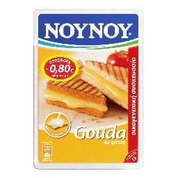 Τυρί Ημίσκληρο Γκούντα Φέτες 340gr Έκπτωση 0.80Ε
