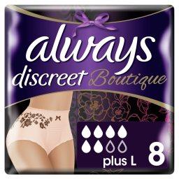 Σερβιέτες Discreet Boutique Large 8 Τεμάχια
