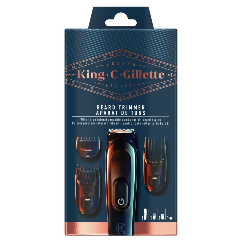 GILLETTE-KING C