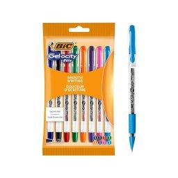 Στυλό Gelocity Stic 0.5mm Διάφορα Χρώματα 8 Τεμάχια