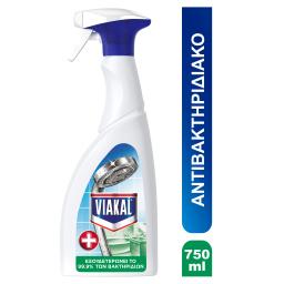 Spray Καθαρισμού Αντιβακτηριδιακό Κατά των Αλάτων 750ml