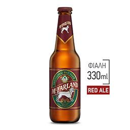Μπύρα Red Ale Φιάλη 330ml