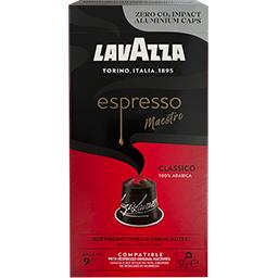 Κάψουλες Καφέ Espresso Maestro Classico 10x5.7g