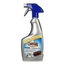Καθαριστικό Spray Inox & Κεραμικές Εστίες 500ml
