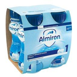 Γάλα Nutricia 1ης Βρεφικής Ηλικίας 4x200ml