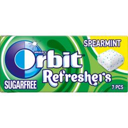 Τσίχλες Refreshers Δυόσμος 16g
