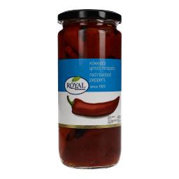 Τουρσί Πιπεριές Ψητές Κόκκινες 350 gr