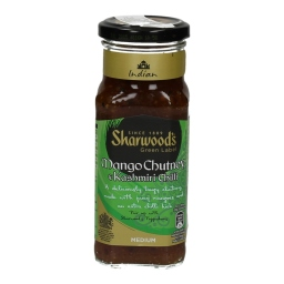 ΣΑΛΤΣΑ MANGO CHUTNEY AND CHILLI 360 GR