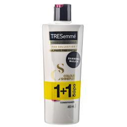 Conditioner Βαμμένα Μαλλιά Χωρίς Θειϊκά Άλατα 400ml 1+1 Δώρο
