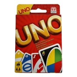 Παιχνίδι Επιτραπέζιο Κάρτες Uno 1 Τεμάχιο