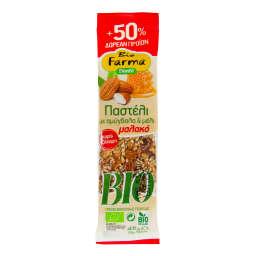 Παστέλι Αμύγδαλο & Μέλι 30g + 50% Δώρο