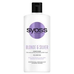 Κρέμα Μαλλιών Blonde & Silver Ξανθά Λευκά Μαλλιά 440ml