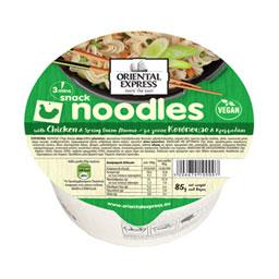 Noodles Κοτόπουλο Κρεμμύδι 85g