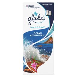 Αρωματικό Χώρου Ανταλλακτικό Touch & Fresh Ocean Adventure 1 Τεμάχιο