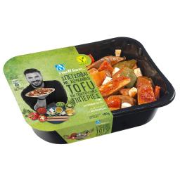 Σπετσοφάι Vegan με Λουκάνικο Tofu & Πιπεριές 400g