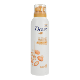 ΝΤΟΥΣ MOUSSE ARGAN 200 ML