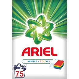 Σκόνη Πλυντηρίου Ρούχων White & Color 75 Μεζούρες