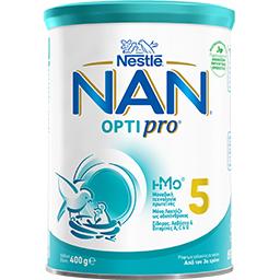 Γάλα Νηπιακό Σκόνη Optipro Νο5 3+ Ετών 400gr
