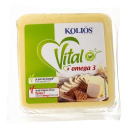 Τυρί Τοστ Vital Ωμέγα 3 Φέτες 400g