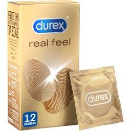 Προφυλακτικά Real Feel 12 Τεμάχια