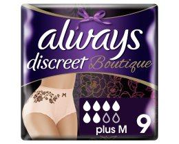 ALWAYS-DISCREET