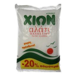 Αλάτι Θαλασσινό 1kg (20% Φθην.)