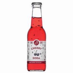 Αναψυκτικό Cherry Soda Zero 200ml