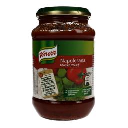 Σάλτσα Ιταλική Για Ζυμαρικά 400 ml