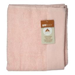 Πετσέτα Προσώπου Ροζ 50 Χ 90