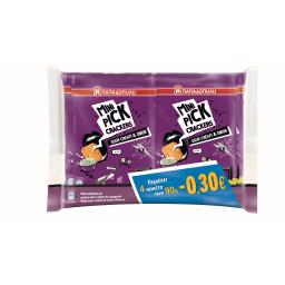 Κράκερς Mini Pick Sour Cream & Onion 4x90gr Έκπτωση 0.30Ε