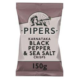 Τσιπς Μαύρο Πιπέρι 150g