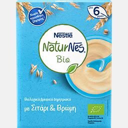 Βρεφική Κρέμα Δημητριακών Σιτάρι Βρώμη 200gr