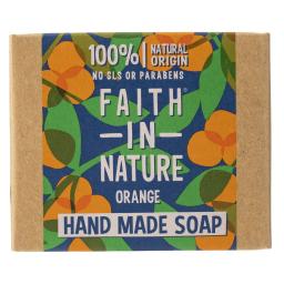 Σαπούνι Έλαιο Πορτοκαλιού 100g