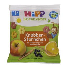 Παιδικό Σνακ Αστεράκια Βιολογικά Φρούτα 30g