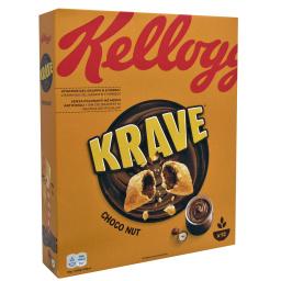 Δημητριακά Krave Σοκολάτα Φουντούκι 375gr