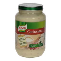 Σάλτσα Καρμπονάρα 400 gr