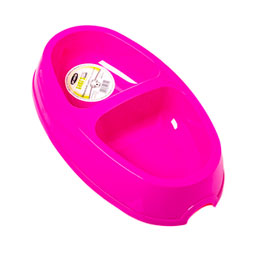 Μπόλ Διπλό Πλαστικό  570 ml