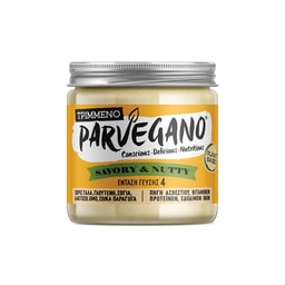 Parvegano Φυτικό Τρίμμα Αλμυρό Savory & Nutty Χωρίς Γλουτένη 90gr