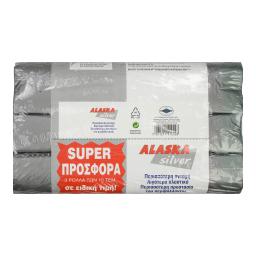 Σακούλες Απορριμμάτων Silver 36L 30 Τεμάχια