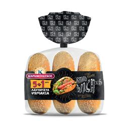 Ψωμάκια Sandwich 480gr 5+1 Δώρο