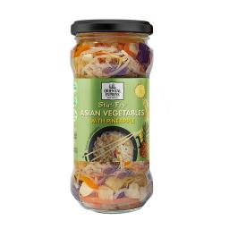 Ασιάτικα Λαχανικά Ανάμικτα με Ανανά 330g