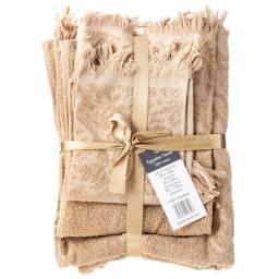Πετσέτες Σετ Βαμβακερές 3 Τεμάχια