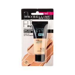 Make-up Fit Matte FDT 105 Ivory  30 ml