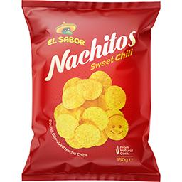 Τσιπς Nachitos Sweet Chili 150gr