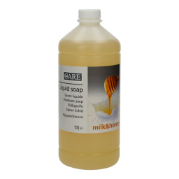 Κρεμοσάπουνο Μέλι & Γάλα Ανταλλακτικό 1lt