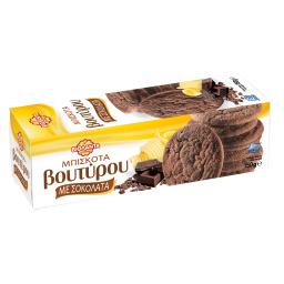 Μπισκότα Βουτύρου Σοκολάτα 150g