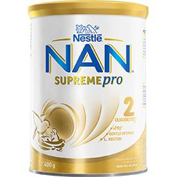 Γάλα Βρεφικό Σκόνη Supreme Pro Νο2 6+ Μηνών 400gr