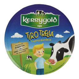 Τηγμένο Τυρί Τυροτρέλλα 8 Μερίδες 140g