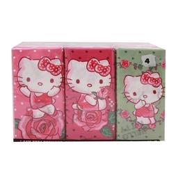 Χαρτομάντηλα Τσέπης Hello Kitty 6 Τεμάχια